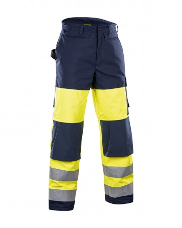 Blåkläder Winterbroek High vis