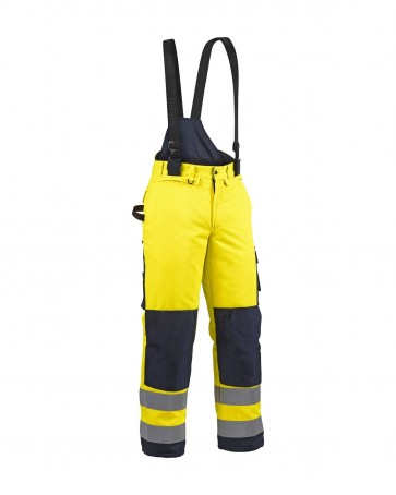 Blåkläder Winterwerkbroek High vis