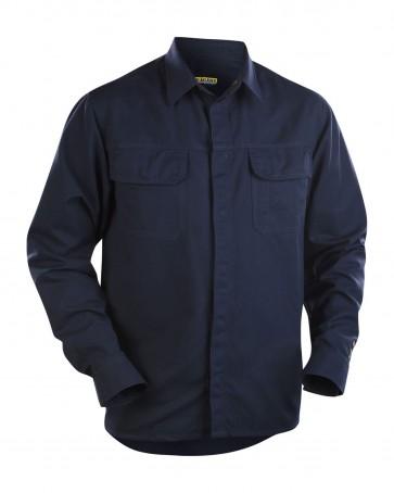Blåkläder FR Overhemd
