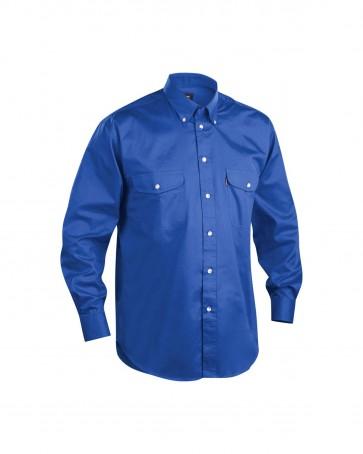 Blåkläder Twill Overhemd