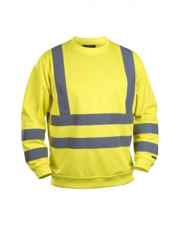 Blåkläder Sweatshirt High vis