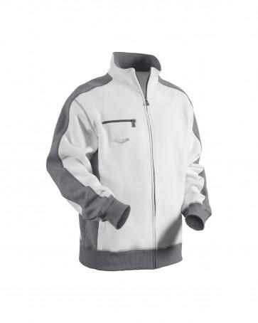 Blåkläder Sweatshirt lange rits