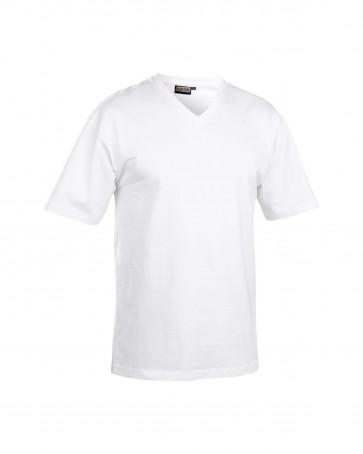 Blåkläder T-Shirt V-hals
