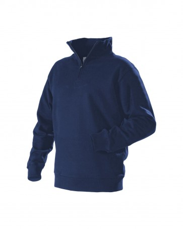 Blåkläder Sweatshirt Jersey (1/2 Rits)