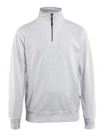 Blåkläder Sweatshirt met 1/2 rits