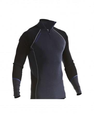 Blåkläder Warm Onderkleding Zipneck