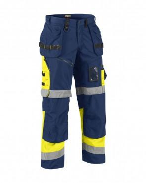 Blåkläder Werkbroek High vis X1500