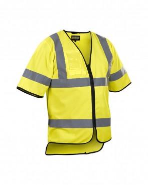 Blåkläder Vlamvertragend vest High vis Klasse 3