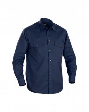 Blåkläder Overhemd