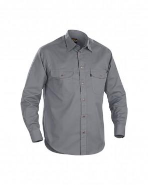 Blåkläder Overhemd uitlopend