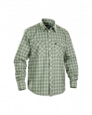 Blåkläder Overhemd Flanel