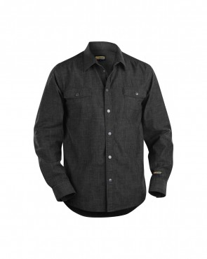Blåkläder Denim werkshirt
