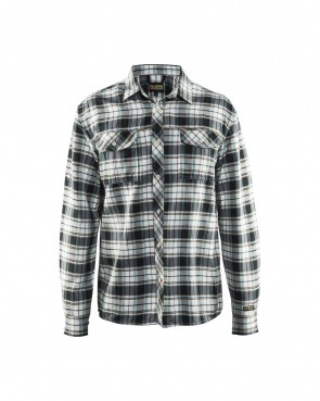 Blåkläder Overhemd flanel Heren
