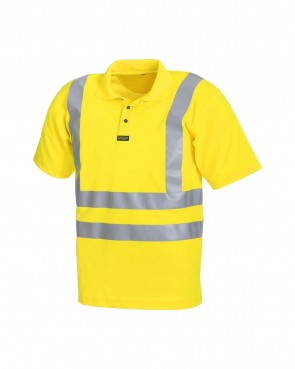 Blåkläder Piqué Polo High vis