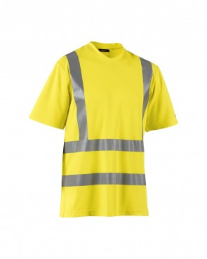 Blåkläder T-shirt High vis UPF 50+ UV