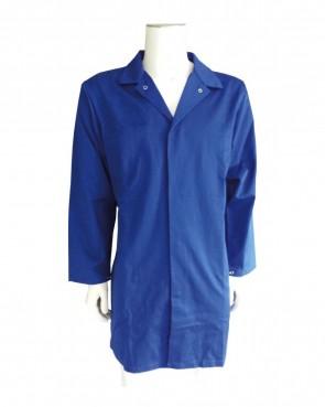 Bestex Food jas (lang) blauw