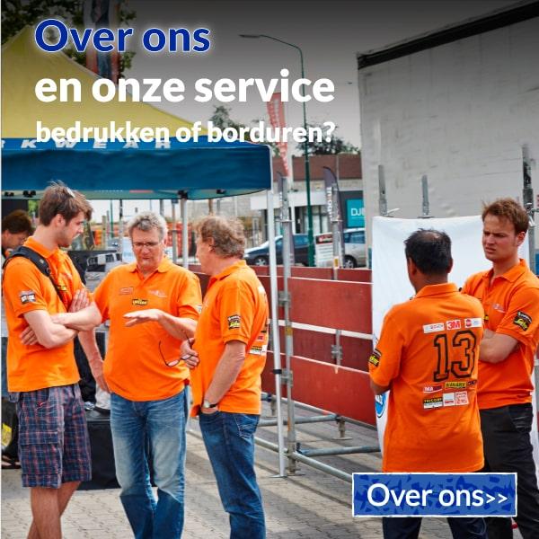 Over ons en onze service